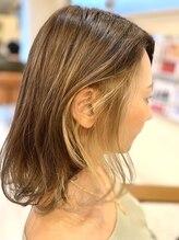ヘアーメイク サンクエスト みずほ台店(HAIR MAKE sunquest)インナーカラー
