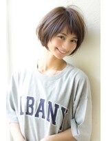 アンアミ オモテサンドウ(Un ami omotesando)【Un ami】《増永剛大》  30代40代50代、人気NO.1ショートボブ