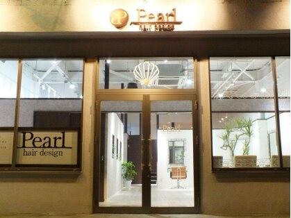 パールヘアデザイン(Pearl hair design)の写真