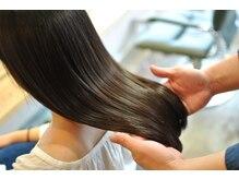 CIRCLEで髪質改善♪[オーダーメイドコスメ矯正] [酸熱トリートメント] リピーター多数の人気メニューの秘密