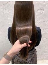 ボトムス(BOTTOMS)髪質改善ハリスノフトリートメント