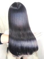 アンフィフォープルコ(AnFye for prco)【AnFye for prco】【縮毛矯正】でつるつるの艶髪♪
