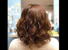 理学美容院ひでの雰囲気(髪・頭皮を傷めないパーマ☆朝のスタイリングが楽になります。)