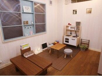 リルハ(RIRUHA)の写真/羽村駅東口徒歩4分♪2席のみの少人数プライベートサロンはまるでカフェのような落ち着いた空間…♪