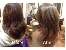 ペンシエロ(Pensiero)の雰囲気(髪質改善であなたの髪を扱いやすくします(中延))