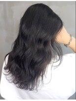 ソース ヘア アトリエ 京橋(Source hair atelier)【SOURCE】ラベンダーブラック
