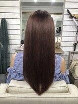 ビーヘアサロン(Beee hair salon)ピンクブラウン