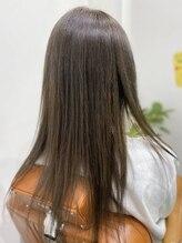 イマージアクト(image ACT)【髪質改善】美髪 ロング