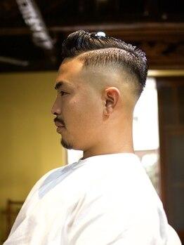 コング(KONG)の写真/経験と知識で魅せるヘアデザインに!お客様から多くの信頼を寄せる人生を豊かにする価値あるスタイルを。