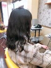 サクラヘアー 網干店(SAKURA Hair)作りすぎないスタイル