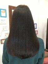 ヘア デザイン クリニック アンテナ(hair design clinic ANTENNA)サラ艶ロング