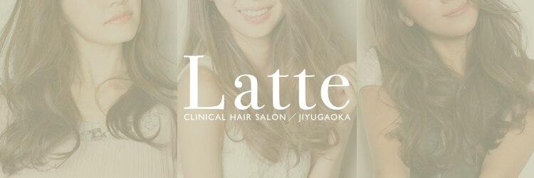 ラテ 自由が丘店 髪質再生のヘアサロン(Latte)のサロンヘッダー