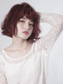 ノアグリュ(noa.grue)の写真/髪のことを知り尽くした実力派stylistが開発した『オリジナルオーガニック』商材使用!ダメージレスが叶う!!