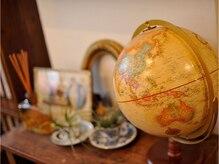 カラン(KARAN)の雰囲気(オーナー自ら選んだ様々な国の家具や小物をお楽しみください♪)
