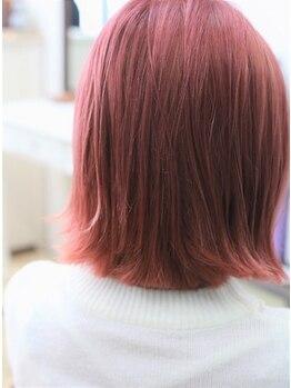 """グラスペディア(graspedia)の写真/《メディアで話題》広島でいち早く導入[水素原子バスク]、芸能人御用達ミネコラ""""髪質改善""""で極上の美髪に!"""