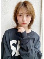 アンアミ オモテサンドウ(Un ami omotesando)【Un ami】《増永剛大》 2021大人気、おとな可愛い外はねボブ