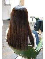 ヘアドクター ディービー 渋谷店(HAIR DOCTOR DB)カラーで傷んでしまった髪 《ヘアドクターDB》