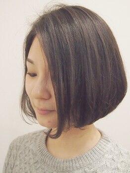 ビーダッシュアヴェダ(B dash AVEDA)の写真/髪だけでなくココロも潤うAVEDAのヘアカラー☆肌に優しいカラーなので、傷みが気になる方にもおすすめ◎