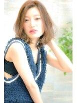 ミンクス ギンザ(MINX ginza)【MINX銀座】キレイめ大人の上品ミディ アンニュイカール