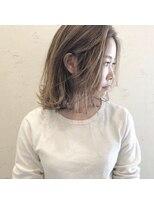 ルファン(lufun)【lufun 森下】ミルクティーハイライト