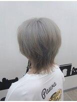 ヘアーサロン エール 原宿(hair salon ailes)(ailes 原宿)style466 ホワイトウルフ