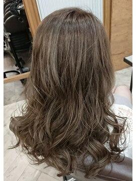 ソイル ヘアー(soil hair)ハイライト アディクシーカラー