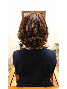 ヘアー クリエイション(Hair Creation)フェミニティショートパーマ
