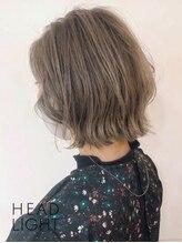 フローレス バイ ヘッドライト 川崎店(hair flores by HEADLIGHT)ミルクティーベージュ_SP20210210