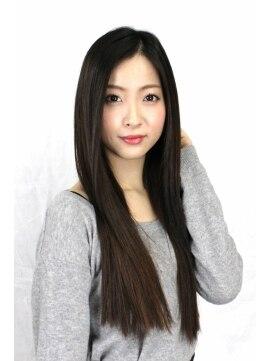 マデイヘアー(made´e hair)サラサラストレートロング