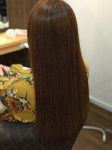ヘアールーム ナナ(hair room NaNa)縮毛矯正 ノンアルカリ 強いクセ毛の方用 hair room NaNa