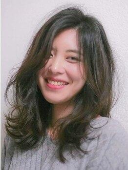 アリュックス(ALUX)の写真/≪髪質改善カラーエステ≫旬に合うカラーや思わず触れたくなる、うっとりしてしまう色味ならALUXへ―。