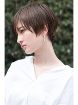 【HAVANA 渋谷】ミニマムショート 大人かわいい