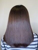 艶髪カラー