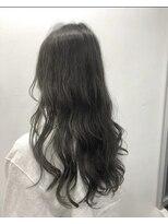 ヘアーアンドメイク ジズー(hair&make zizou)シルバーグレージュ