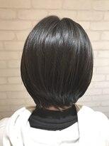 ヘアーアンドメイククリアー(Hair&Make CLEAR)黒髪艶ボブ