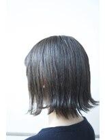 マルカ(marca)【Color Style】くすみ+ツヤ感 濡れ髪アッシュ♪