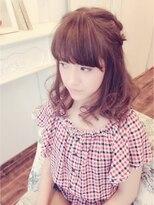 リリーズ ヘア(Lily's Hair)ボブディ☆パパッとアレンジ☆im
