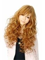 トリックストア(TRICK STORE)☆巻髪・ストレートヘアー・ボブ☆の3スタイル。