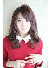 クライブ ヘアー 佐倉店(CRIB hair)優しい雰囲気のパーマスタイル