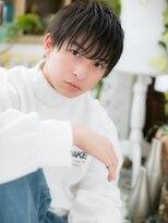 カバーヘア ブリス 北浦和西口店(COVER HAIR bliss)*bliss北浦和*前髪がポイント!モテる!無造作ショートa