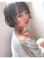 シキオ ヘアデザイン(SHIKIO HAIR DESIGN FUK)フィットショートスタイル