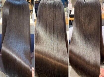 ルール オブ ビューティヘアー 千本丸太町店(rule of beauty hair)の写真