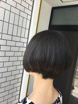 髪の美院 シャルマン ビューティー クリニック(Charmant Beauty Clinic)ショートボブ