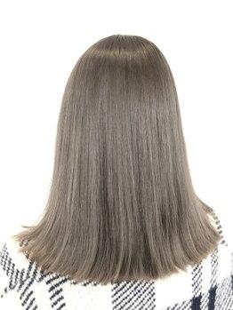 リツプス(LIPS)の写真/【うる艶美髪が手に入る♪】フルカラー+カット+トリートメント¥11000~