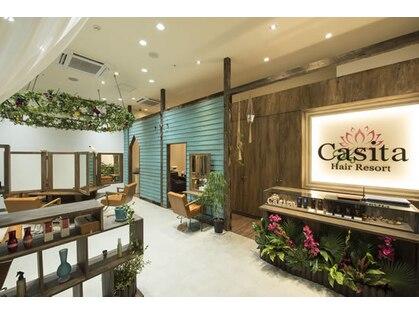 カシータヘアリゾート 熱田千年店(Casita Hair Resort)の写真