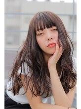 セシルヘアー 長崎屋帯広店(Cecil hair)20代30代40代50代ラウンドCカーブ小顔前髪ひし形カット