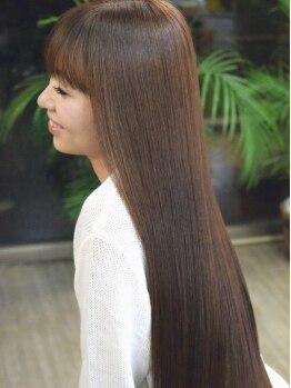 ブロード ヘアー(Broad Hair)の写真/知識と経験に基づき、お一人お一人に最適な薬剤をチョイス★『Broad Hairの縮毛矯正』を是非この機会に♪