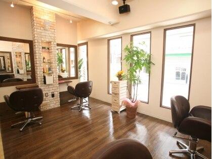 ヘアーラウンジ オハナ(Hair Lounge ohana)の写真