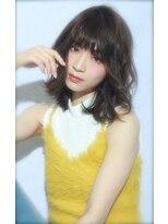 アンヘアー アリーズ(UN hair Ally's)【赤みリセット】大人向け上品セミディレイヤー☆