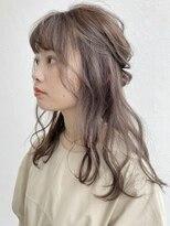 キラ 原宿 表参道(KILLA)ココアブラウン 髪質改善 大人かわいい